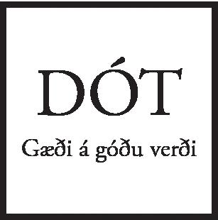 Dót.is - fyrir heimilið og þig